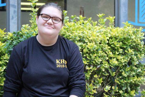 Photo of Katelyn Egger