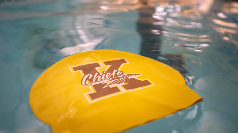 Kickapoo diver Brett Smith is a three-time state qualifier.