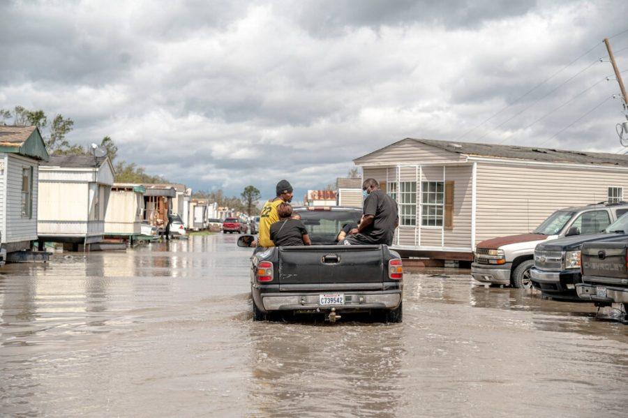 The Aftermath of Hurricane Ida